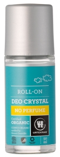 URTEKRAM roll-on DEO CRYSTAL bez parfemace 50 ml