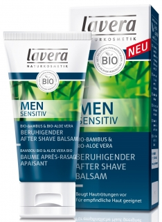LAVERA MEN Sensitiv balzám po holení 50 ml