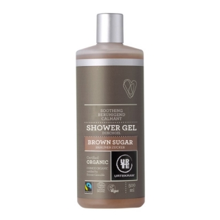 Urtekram Sprchový gel Brown Sugar BIO 500 ml