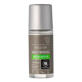 Urtekram Roll-on Deo Crystal Eucalyptus 50 ml